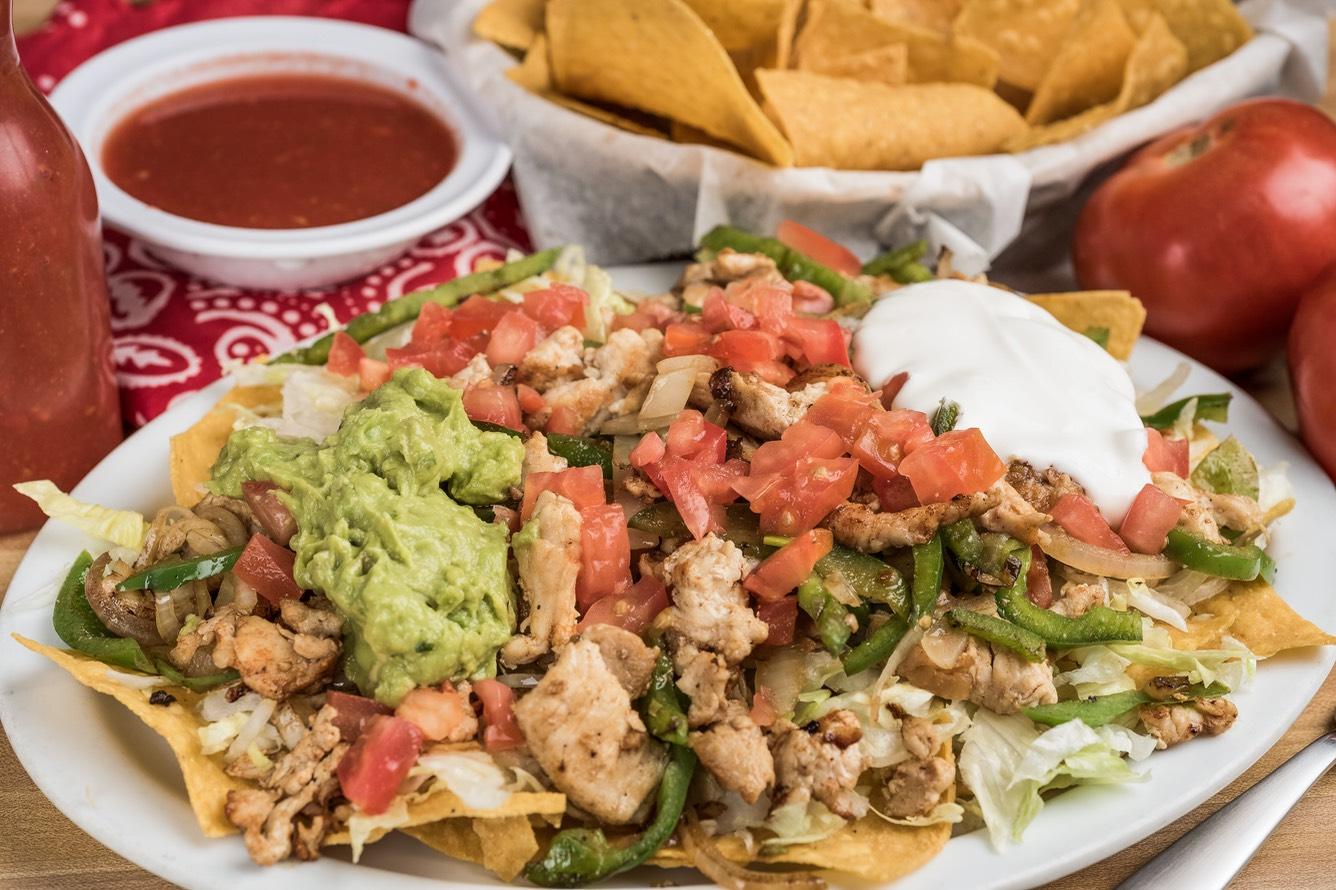 Nachos Chano Corona Mexican Restaurant
